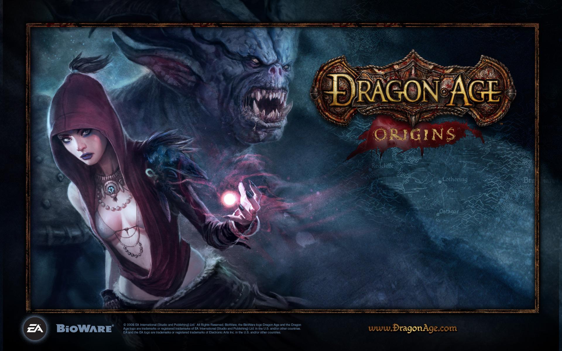 Få spillet Dragon Age gratis – udløbet