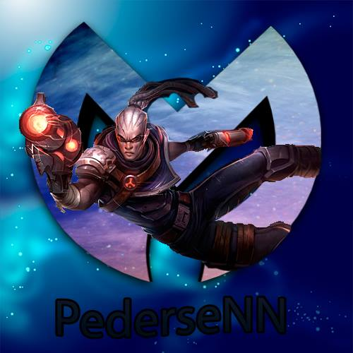 PederseNN – High elo League of Legends streaming