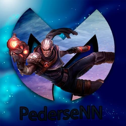 PederseNN – High elo League of Legends streaming