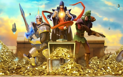 The mighty quest for epic loot – Free to play